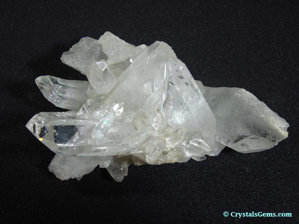 my quartz cluster