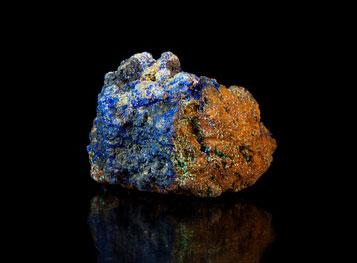 druzy lazurite stone