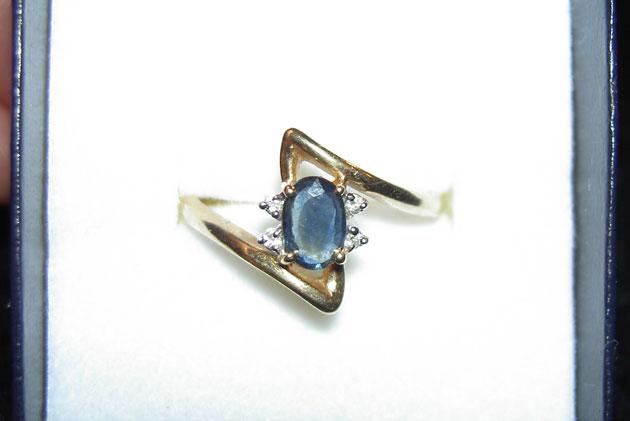 sapphire jewelry