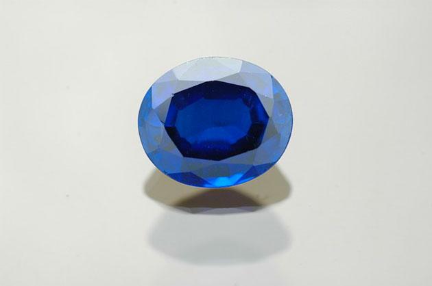 standard blue sapphire