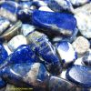 lapis lazuli small tumbled pieces